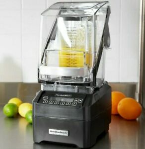 New In Box Hamilton Beach Commercial Hbh750 The Eclipse Blender