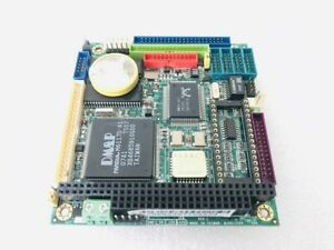1pc Used M6117d Pc 104 Embedded Industrial Motherboard