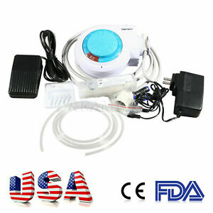 Dental Ultrasonic Piezoelectric Scaler Fit Ems Woodpecker Tips Tube For Dentist