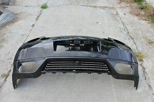 2014 Nissan R35 Gtr Dba Rear Bumper Cover Assembly Black Oem 89k Miles