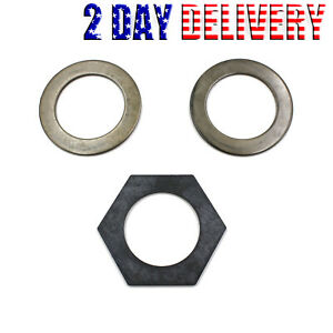 New Axle Washer Package Front Fits 99 04 Ford Super Duty 00 05 Excursion