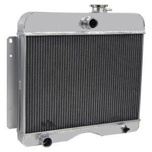 3 Row Full Aluminum Radiator For 1946 1964 Jeep Willys Truck