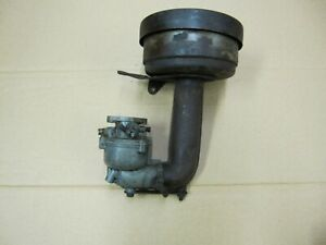 Vintage Briggs Stratton Oil Bath Briggs Stratton Carburetor Wisconsin Oil Bath