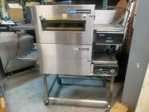 Complete Pizza Restaurant Equipment Package Including Lincoln Impinger Ovens
