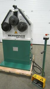 Power Ring And Angle Roll Bender