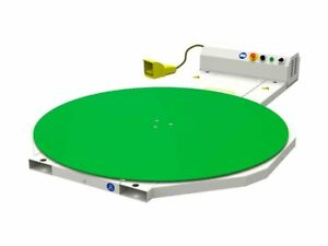 Sl 300 Low Profile Turntable 50 X 50 Up To 4000 Lbs Capacity