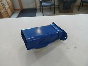 1969 69 351 Ford Mustang Cougar Mach 1 Original Air Cleaner Snorkle 351w Decent