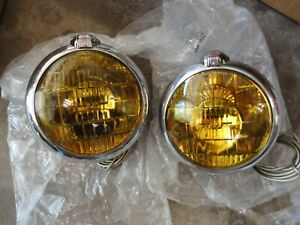 1948 1949 1950 1951 1952 Ford Pickup Truck Nos Fog Lights