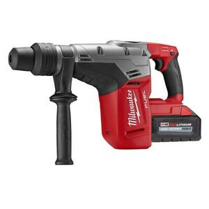Milwaukee 2717 22hd M18 Fuel 18v 1 9 16 Sds max Rotary Hammer Drill Kit 2