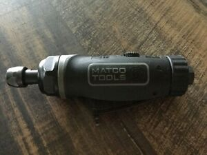 Matco Tools 1 2 Hp 1 4 Collet Straight Die Grinder Mt2880