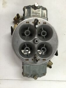 New Holley Hp 4500 Dominator Carburetor