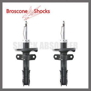 Front Pair Shocks Struts For 2003 2004 2005 2006 2007 Saturn Ion