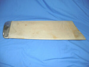 Vintage Peckat Comet Shyshield Sun Visor Rh Side Section With End Cap