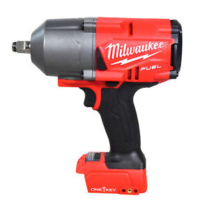 Milwaukee 2863 20 M18 Fuel 1 2 High Torque Impact Wrench With One key