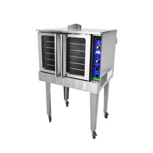 Kfe Single Deck 240v Electric Convection Oven With Legs 10 Kw