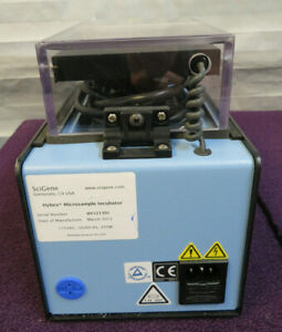Scigene Hybex Microsample Incubator Used working