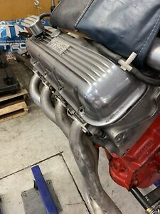Chevrolet 454 Supercharged Strong Street Engine Right Stufft