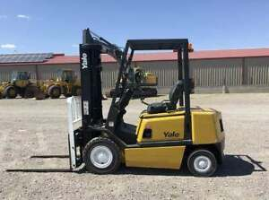 2004 Yale Forklift Capacity 6 000 Lbs
