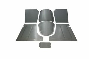 1940 1941 1942 1946 1947 Ford Pickup Truck Floor Pan Kit 7 Pc Kit