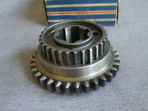 Nos Bmc First Second Syncroniser Gear Assembly Austin Mini 3 Syncro 22g357