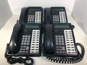 Toshiba Dkt3020 sd Digital Business Phone Set Of 4