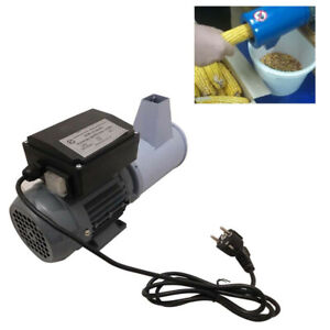 Electric Feed Mill Grinder Corn Flakes Crusher lan 8 220v Eu Plug