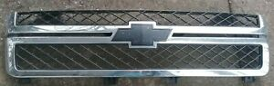 Chevy Silverado 2500hd 3500 2011 2012 2013 Front Grille Local Pick Up Only