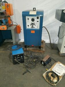 Miller Syncrowave 180 Sd Tig Welder With Coolmate Chiller Attachments