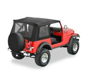 Bestop For Supertop Classic Replacement Soft Top Jeep 1976 1995 Cj7 And