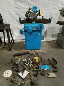 K O Lee Precision Tool Cutter Radius Grinder Model B943 Loaded With Extras