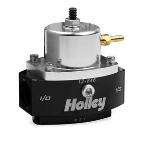 Holley 12 846 Billet Efi Fuel Pressure Regulator 8 Feed 6 Return