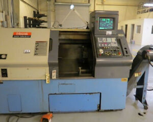 Mazak Quick Turn 20 Hp Cnc Lathe New 1997 Used Previous sell Now