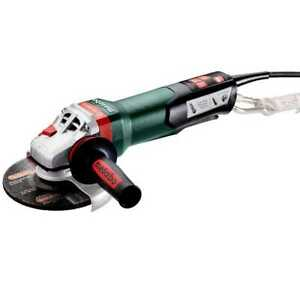 Metabo 603645420 6 Angle Grinderw No loc Paddle Brake Tether Point 12a New