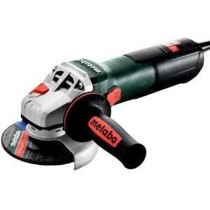 Metabo 603623420 4 5 5 Angle Grinder W lock on 11 000 Rpm 11 0 Amps New