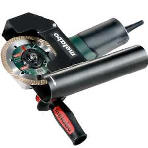 Metabo 600431690 5 Tuckpointing Angle Grinder 9 600 Rpm 12 0 Amps W lock on New