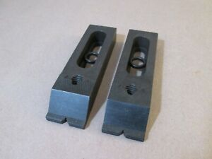Northwester Tools Toe Clamps No 41002 Set Of Two Very Nice
