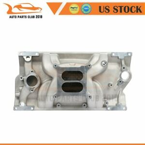 Engine Intake Manifold For Chevrolet 1996 up Vortec L31 5 0 5 7l Weiand 8151