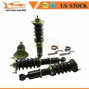Coilovers For 1990 2005 Mazda Miata Mx5 Na Nb Adjustable Height Shock Absorber