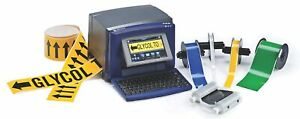 Brady S3100 Sign And Label Printer Prints Industrial Labels And Facility Signs