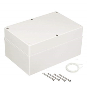 Yxq 240x160x120mm Waterproof Junction Box Enclosure Electrical Diy Abs Project X