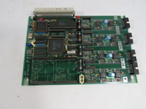 Matec 043 0084 00 9 Circuit Board Used