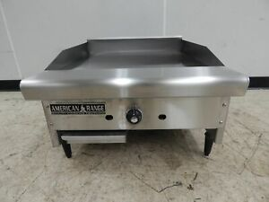 American Range Gas 24 Thermostatic Griddle New out of box Artg 24