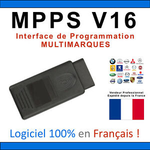 Exclusive Cable interface Mpps V16 Software Mpps V16 Flash Tuning