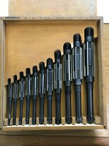 Central Machinery Adjustable Hand Reamer Set 11 Pc 38577