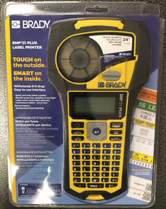 Brady Bmp21 plus Industrial Handheld Label Printer