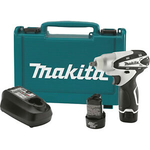 12v Max Lithium Ion Cordless 3 8 Impact Wrench Kit