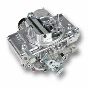 Holley 0 80457s Street Warrior Carburetor 600 Cfm