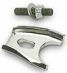 Moroso 26211 Distributor Hold Down Clamp Ford Small Block Chrome With Stud