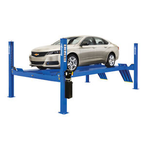 Forward Cr14 Closed Front 4 Post 14 000lb Vehicle Lift Free Shipping