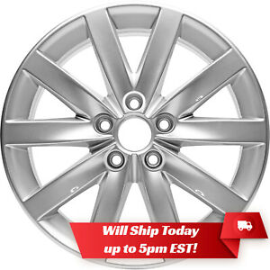 New 17 Replacement Alloy Wheel Rim For 2006 2014 Vw Volkswagen Golf And Jetta